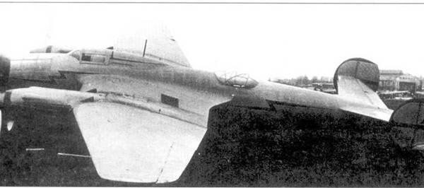 3.СББ-1 после аварийной посадки.