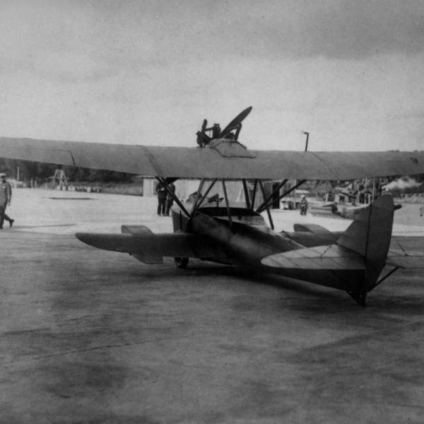 3.Ш-1 на Ходынке, 1929 г.