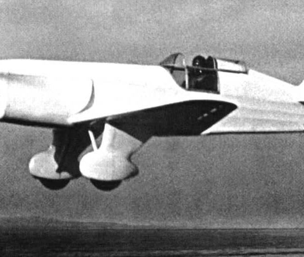 3.Самолет УТ-21 в полете