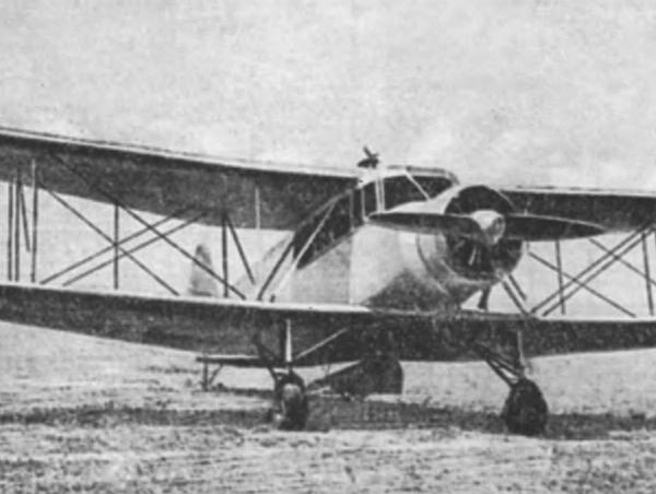 3.Самолёт СХ-1.