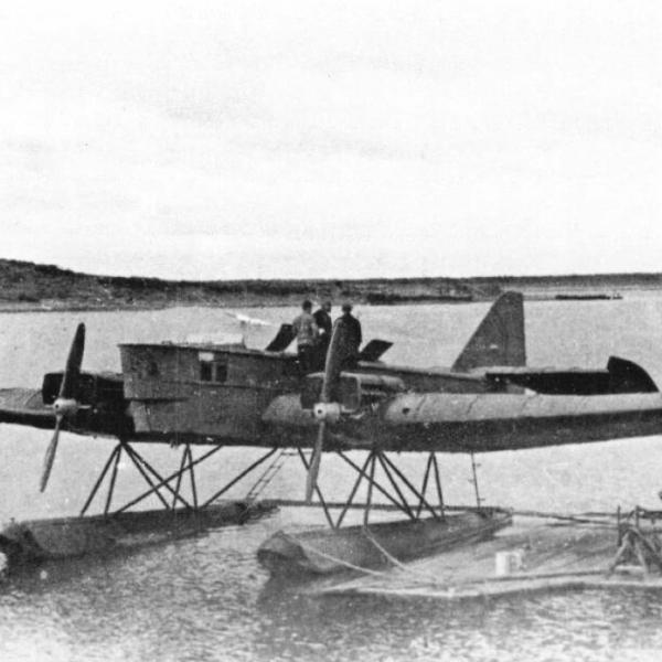 3.Серийный ТБ-1П.