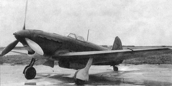 3.Серийный Як-9Д. 2