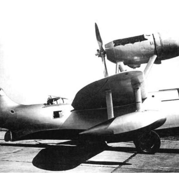 3.Второй вариант МБР-7.