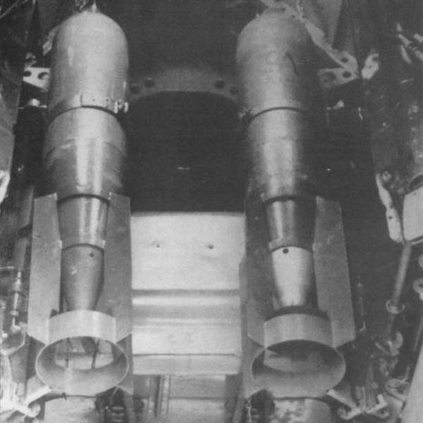 32.Бомбоотсек СБ-2. 2