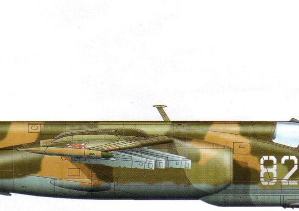 32.Второй прототип Т-8-2. Рисунок.