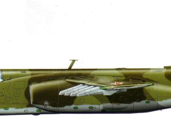 34.Су-25. Афганистан. Рисунок.