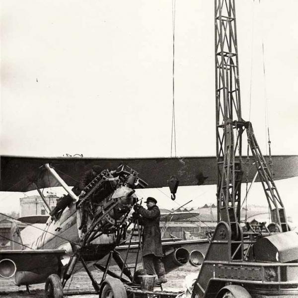 3а.Замена двигателя на ПР-5.