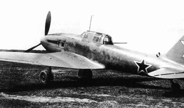 3в.Прототип Ил-10.