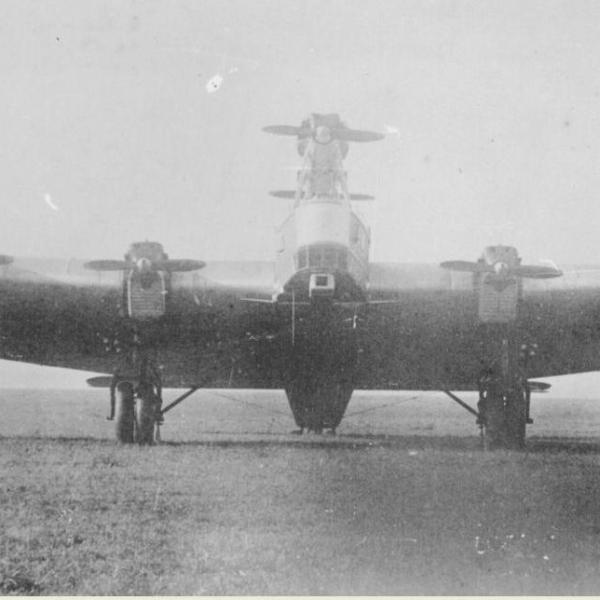 4.Бомбардировщик ТБ-4 (АНТ-16). 4