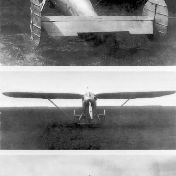 4.ДИ-4 на испытаниях. 1933 г.