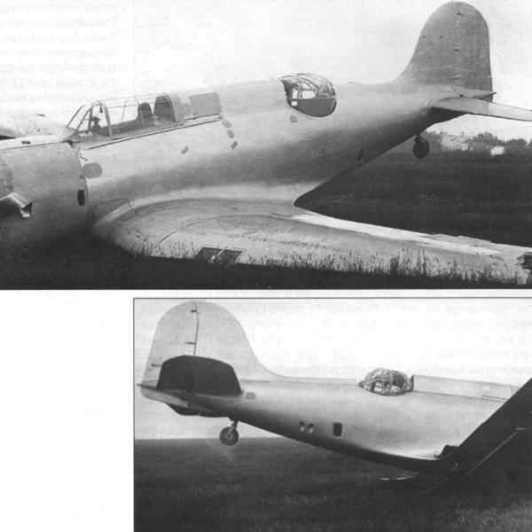4.ХАИ-52 после аварии. Харьков, 18 мая 1939 г.