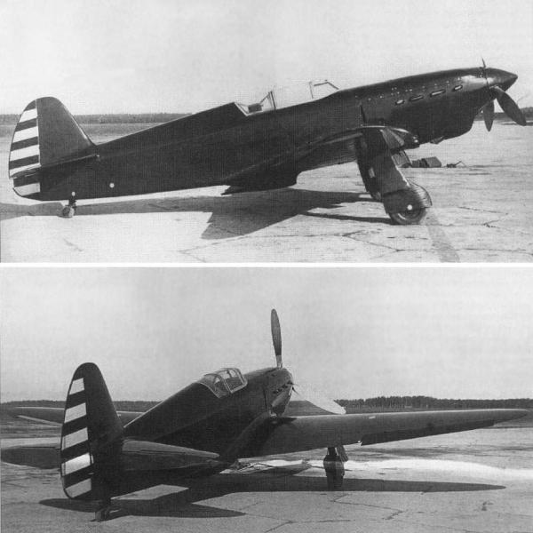 4.И-26-2 на испытаниях. Фото 4.