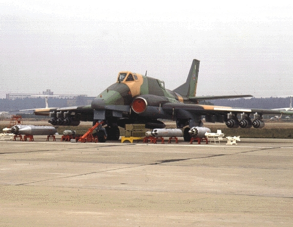4.Ил-102 на авиавыставке.