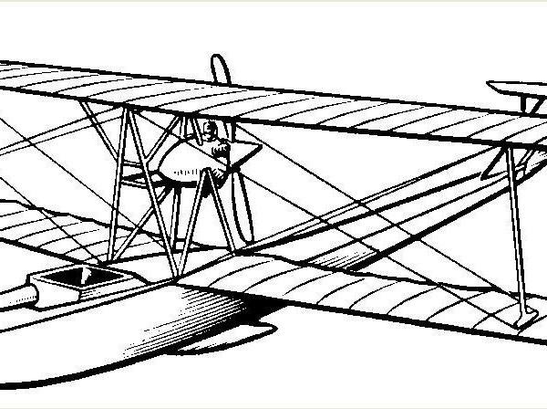 4.Летающая лодка ВМ-5. Схема