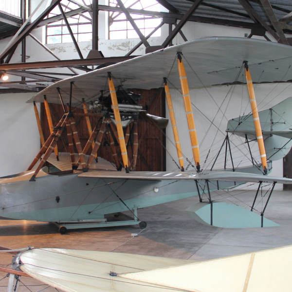 4.М-15 в авиамузее г.Краков. 1