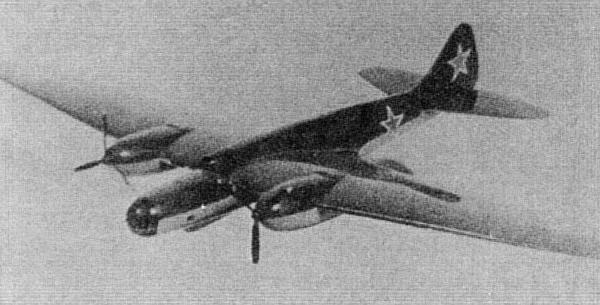4.Модель АНТ-41 (Т-1).