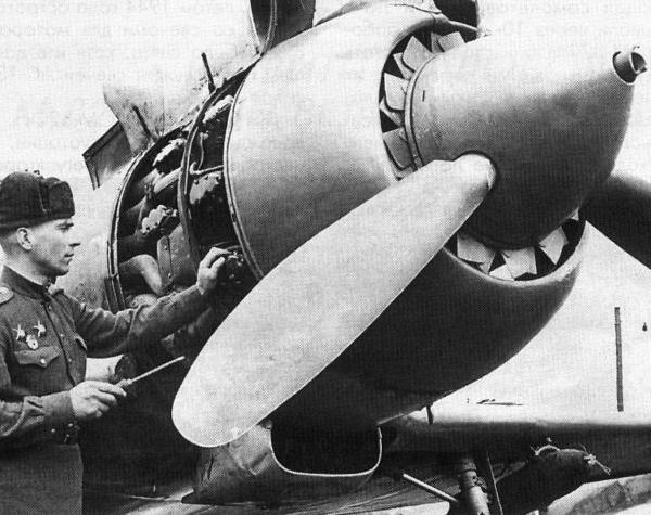 4.Обслуживание двигателя АШ-82ФН.
