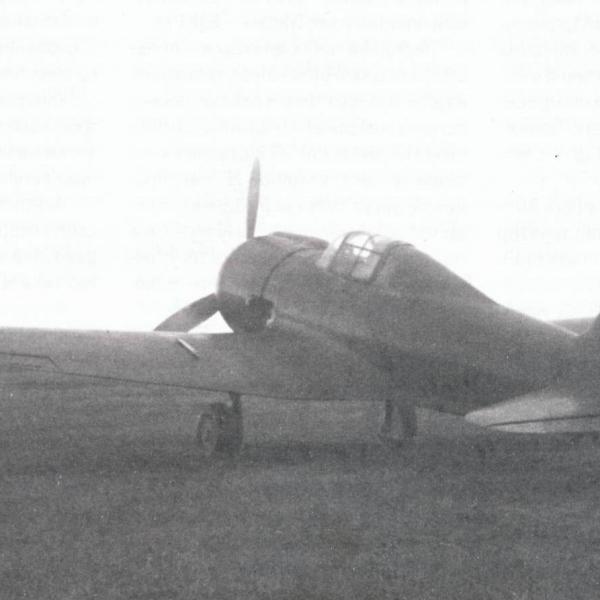 4.Штурмовик Су-6 М-71.