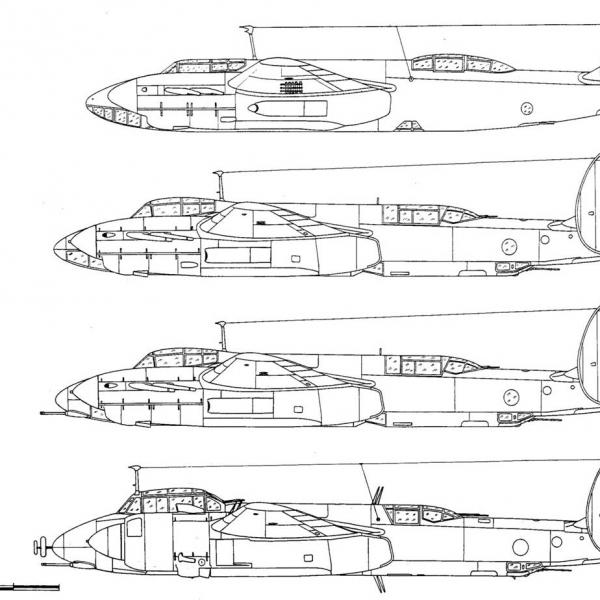 4.Самолет 63. Схема 1.