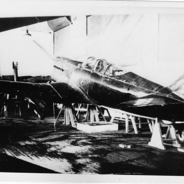 4.Сборка опытного самолета 110.
