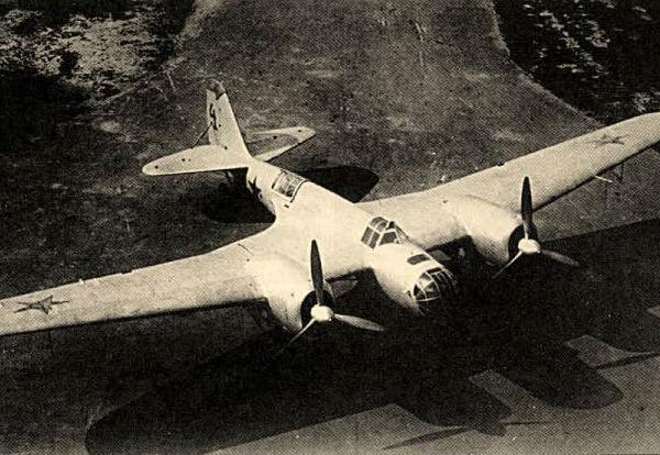 4.Серийный СБ-2М-100.