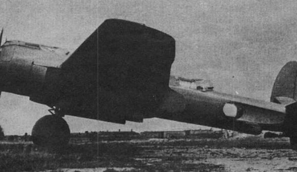4.Ту-8 АШ-82ФН на испытаниях.