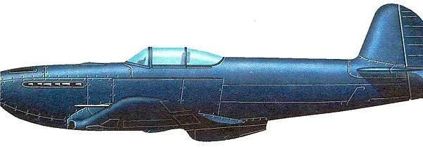 4.Як-3РД. Рисунок.