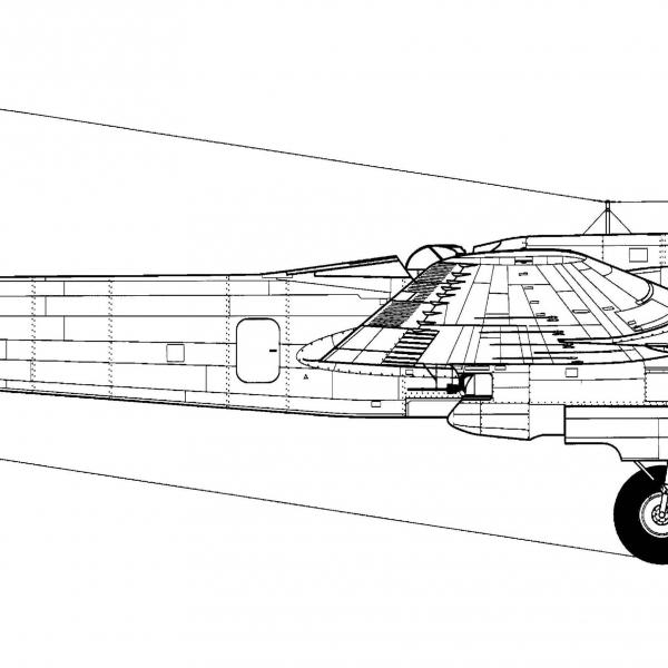 42.ТБ-7. Схема 2