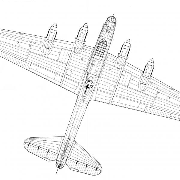 44.ТБ-7. Схема 4