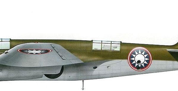 46.СБ-2М-103 Китай. Рисунок 1.