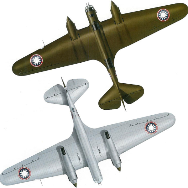 47.СБ-2М-104 Китай. Рисунок 2.