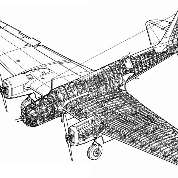 48.Компоновочная схема СБ-2М-100