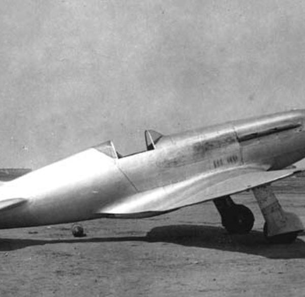 4а.Опытный истребитель И-200 № 3.