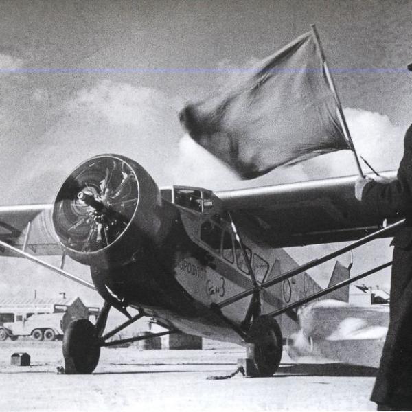 4а.Самолёт Сталь-3.