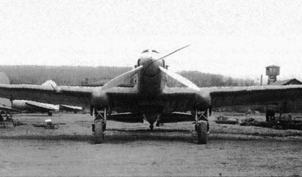 4а.ЦКБ-55 вид спереди.