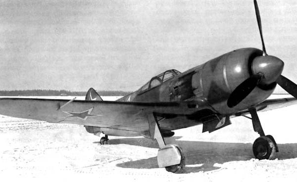 4б.Ла-5ФН образца 1944 г.