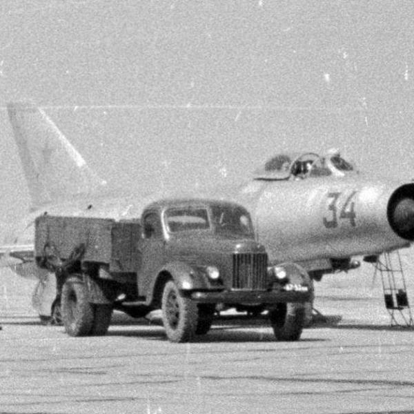 5.АПА-3мп на запуске СУ-9.
