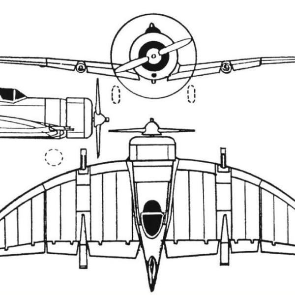 5.БИЧ-17. Схема