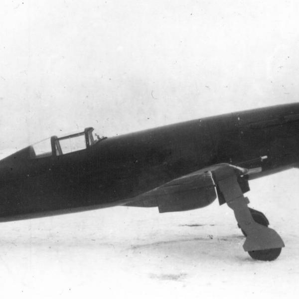 5.Истребитель СК-2.