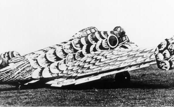5.К-12 Жар-птица.