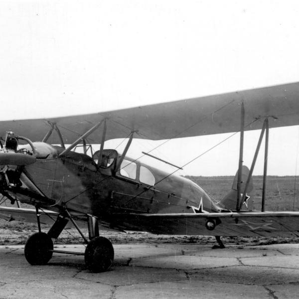 5.Санитарный самолет С-2.