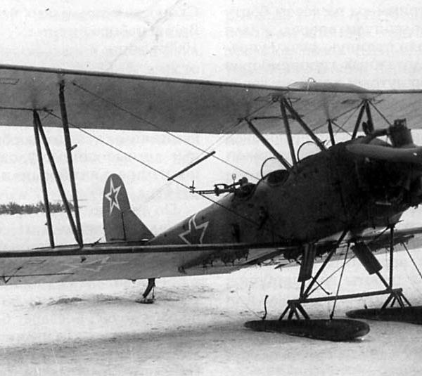 5а.У-2ВС с мотором М-11Д 1943 года выпуска. 2