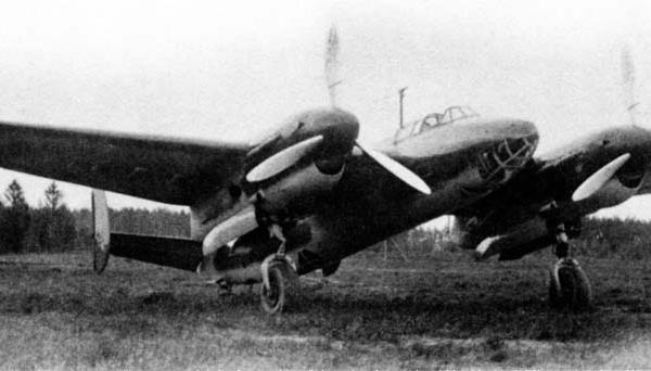 6.АНТ-58 (самолет 103)