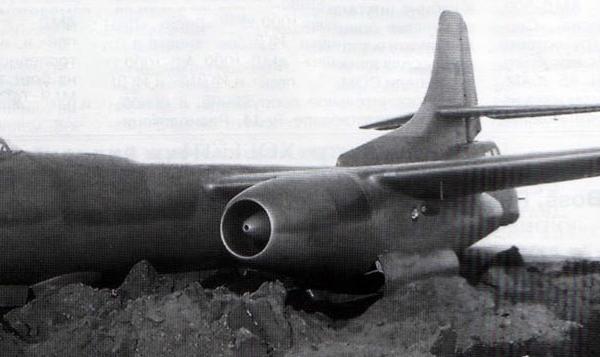 6.Авария серийного Ту-14 . Аэродром з-да № 39. Иркутск 7 апреля 1951 г.