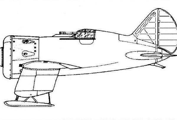 6.И-16 тип 9. Схема