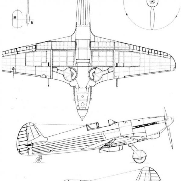 6.И-30-1. Схема 1.