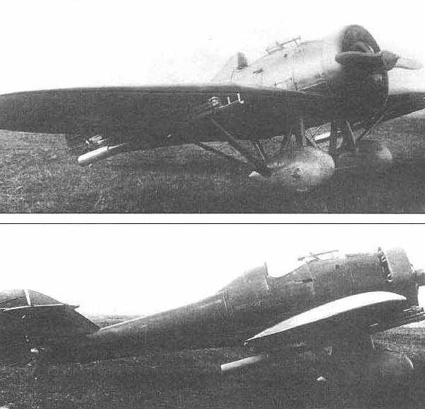 6.И-Z на госиспытаниях. Сентябрь 1933 г.