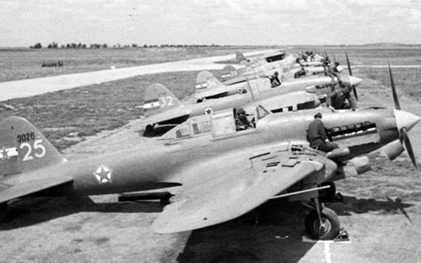 6.Ил-2У ВВС Югославии.