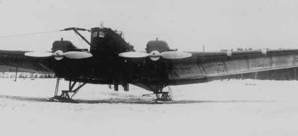6.Модификация Р-6 для борьбы с аэростатами.