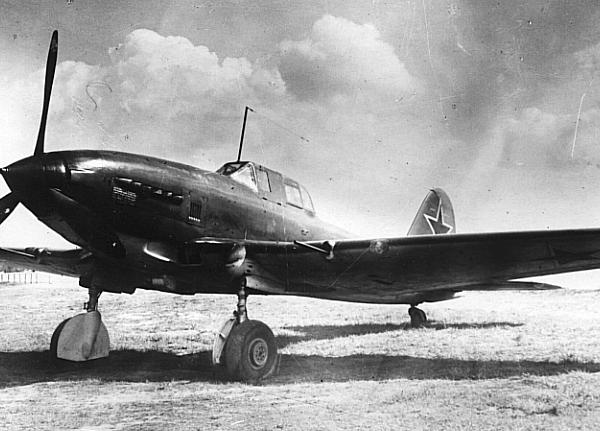 6.Оп. Ил-10 с пушкой Ш-20 в оборон. уст-ке ВУ-7. Гос. испытания. Май, 1944 г. 1